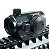 Best Airsoft Scopes - MAYMOC Airsoft 1x24 Micro T-1 Red/Green Dot Sight Review