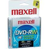 CAMCORDER DVD-RW 2PK