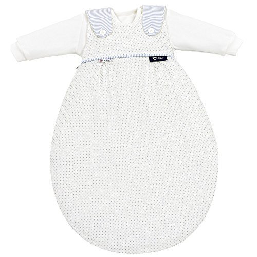 Preisvergleich Produktbild Alvi Baby Mäxchen Outlast 3-tlg. Little Dots blue, Größe:56/62