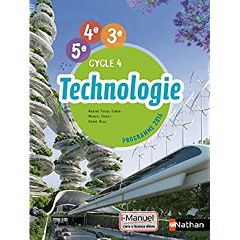 Technologie cycle 4