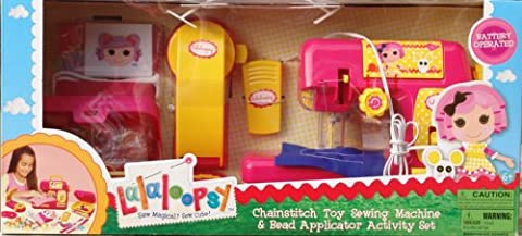 Lalaloopsy Sewing Machine Toy With Bead Applicator Activity Set