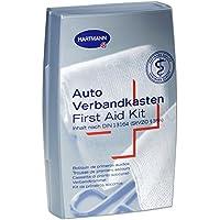 Auto-Verbandkasten Klassik nach DIN 13164 silber preisvergleich bei billige-tabletten.eu