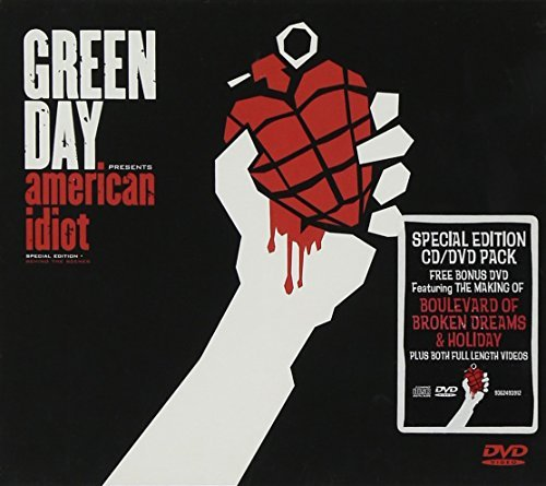 American Idiot [Special Edition CD + DVD] by Green Day (2005-08-02)