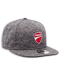 db935c1fee0 Ducati Techjers Cap Hat Snapback Grey