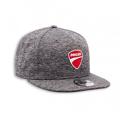 Ducati Techjers Kappe Mütze Snapback grau