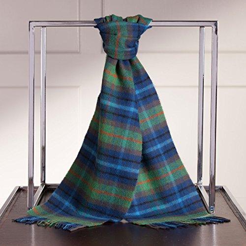 Marchbrae Lochcarron Écharpe en laine écossaise Beige - NYC