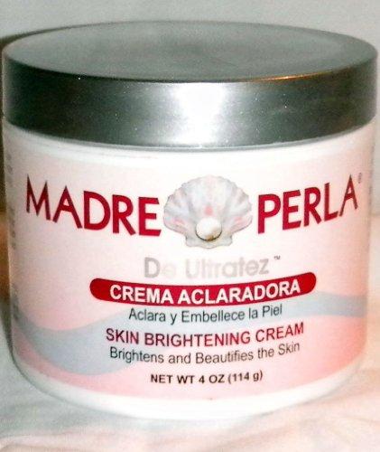 Perle Body Cream (Madre Perla De Ultratez Mother Of Pearl Face & Body Lightening Cream 4 Oz New by GrisiMadre Perla De Ultratez)