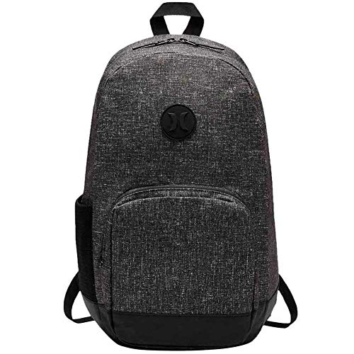 Hurley Blockade Heather Backpack - Black -