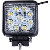 LED 18W/36W/48W/72W/234W/306W lámpara de trabajo de luz de trabajo 1800LM-30000LM 67IP Copia de seguridad Luces – Tractor digger (4DFW27W)