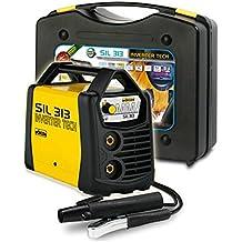 Soldador inverter de electrodo Sil 313 230/50 – 60 accesorios + ...