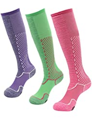 Gmark Women's 3 Pairs Stockings and Foot Care-There was slim walk satisfaction