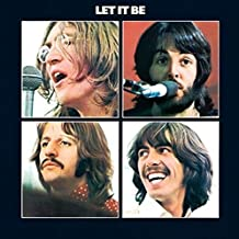The Beatles Let it Be nuevo oficial Embossed Steel Wall Sign