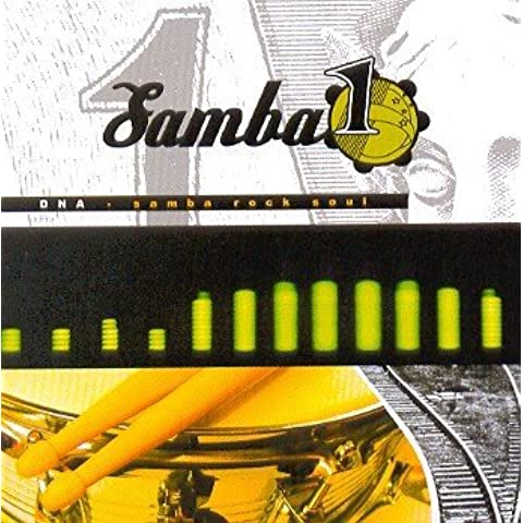 Dna: Samba Rock Soul by Samba