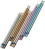 Metallic Colored Pencils, Set of 12