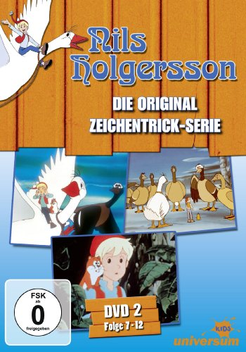 Nils Holgersson - DVD 02 (Folgen 7-12)