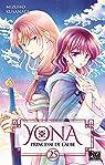 Yona, Princesse de l'Aube T25 par Mizuho