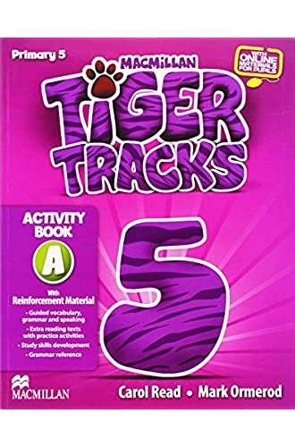 TIGER 5 Act A Pack, Skills trainer, Progress journal and Activity book