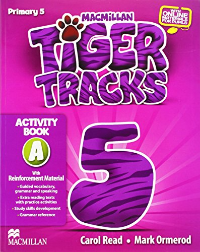 Tiger Level 5 Activity Book Pack A