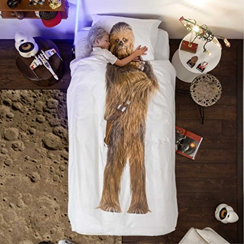 STAR WARS biancheria da letto Snurk Chewbacca Limited Edition, 135 x 200...