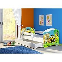 Kinderbett 90x200 weiß rausfallschutz  Suchergebnis auf Amazon.de für: kinderbett mit rausfallschutz