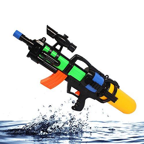 66 Cm Großes Wasser-Scharfschütze-Gewehr, 33 Ft Langstrecken-Hochdruck-Pumpen-Aktions-Sprühpistole Leistungsfähige Kinder und Erwachsen-Druck-Gewehr-Spielzeug-Sommer-Wasser-Partei-Pool-Strand spielt (Aktion Pumpe)