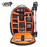 Best Dslr Bag - Smiledrive DSLR Camera Laptop Bag Backpack with Padded Review