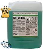 5L (Liter) Bio-Entkalker 'green' für Kaffeemaschinen Kaffeevollautomaten Espressomaschinen Wasserkocher