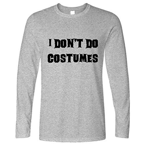 Tim And Ted Ich tue Kostümiert Halloween-Kostüm Dad Mom Monster Vampire Nicht Langarmshirt