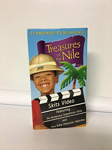 Treasures of the Nile Skits Video [USA] [VHS]