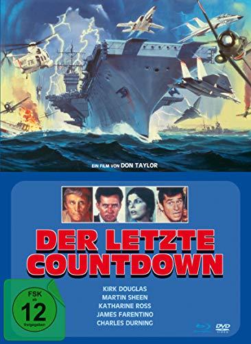 Der letzte Countdown - limitiertes 2-Disc Mediabook inkl. Booklet [2 DVDs]