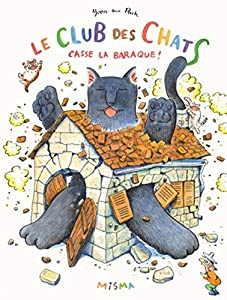 Le Club des Chats Edition simple Tome 2