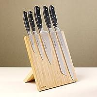 ProCook Gourmet X30-Coltello, Acciaio inossidabile, 6 pezzi
