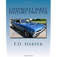 Chevrolet Parts History 1965-1970