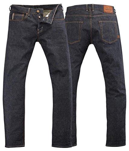 Preisvergleich Produktbild Rokker Sturgis Raw Jeans Hose 33 L32