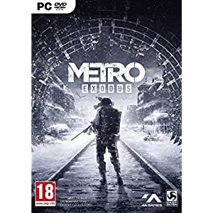 Deep Silver Metro Exodus [Day One Edition] – [PC] [AT-PEGI]