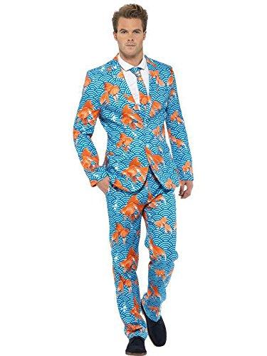 Goldfish Suit - Jacket, Trousers, Tie ()