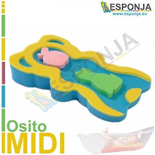 ESPONJA con forma de Osito tamaño MIDI - Tamaño 48,5 X 27,5...