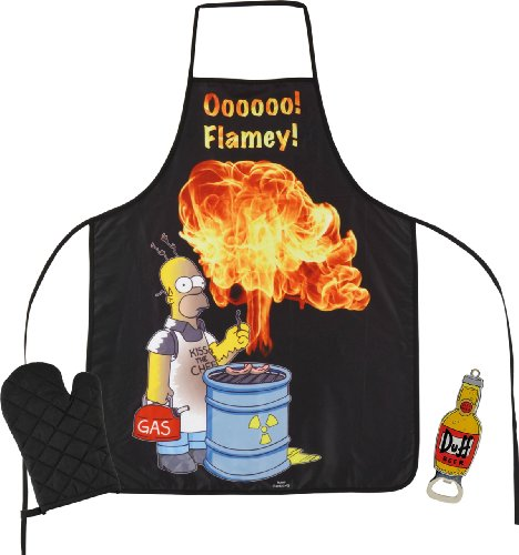 United Labels AG The Simpsons - Grillset