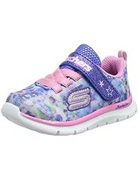 Skechers Skech Lite-Blossom Cutie, Zapatillas Para Bebés