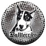 Bullterrier Aufkleber - Arus - Terrier Bulli - DUB
