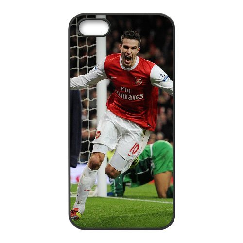 LP-LG Phone Case Of Robin van Persie For iPhone 5,5S [Pattern-6] Pattern-1