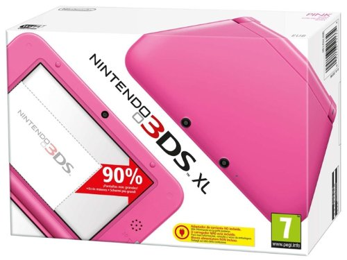 Nintendo 3DS XL -...