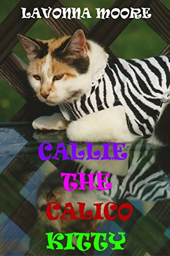 free kindle book Callie The Calico Kitty