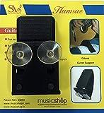Ergoplay Chevreuil à ventousesSupport pour guitare classique et de flamenco.