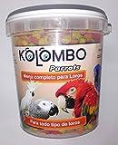 Pienso extrusionado para todo tipo de loros KOLOMBO (Formato 1,8 kg)