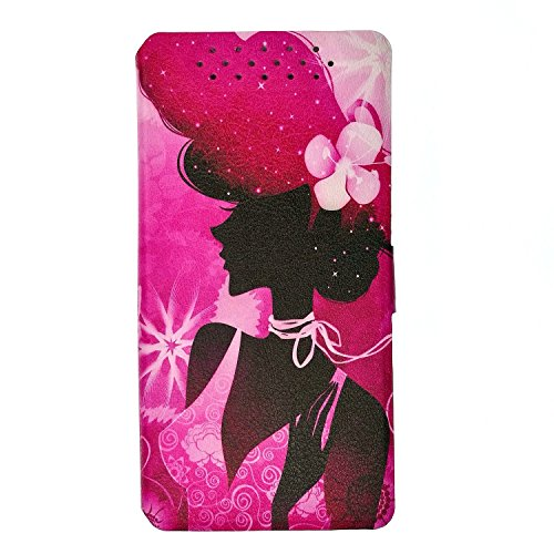 Funda para Carrefour Smart 4.5 4g Funda Carcasa Case DK-SN