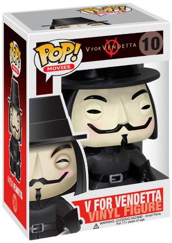 Funko - V For Vendetta Figura de vinilo (2578)