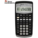 Texas Instruments BA-II Plus Advance Financial Calculator - by Stealodeal