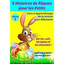 5 Histoires de Pâques pour les Petits.