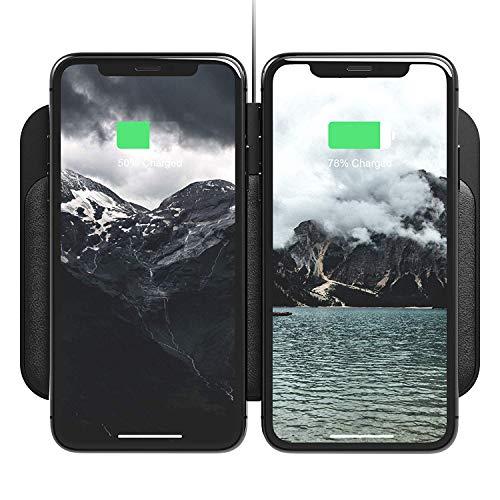 Nomad NM30011A30 Base Station Hub Edition inalámbricoe Qi-Cargador para Smartphone